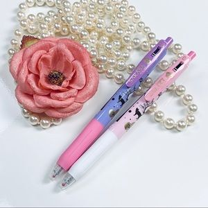 2x Sarasa pens French Limited Edition.